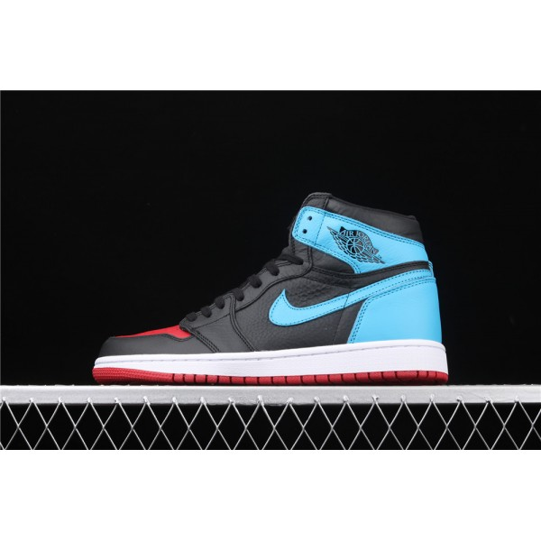 Men's Nike Air Jordan 1 High OG UNC To Chicago Shoe