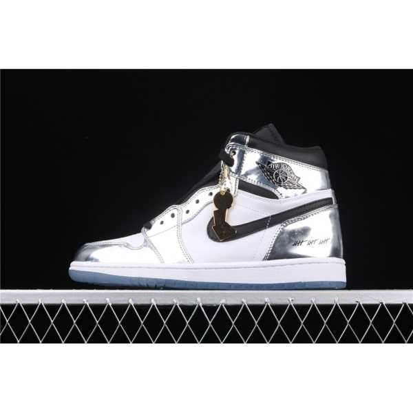 Men's Nike Air Jordan 1 High Pass The Torch Shoe