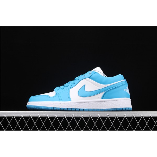 Nike Air Jordan 1 Low Shadow Skyblue Shoe
