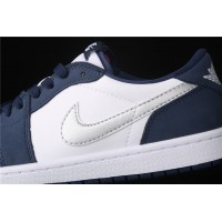 Nike SB Low x Nike Air Jordan 1 Blue White Shoe