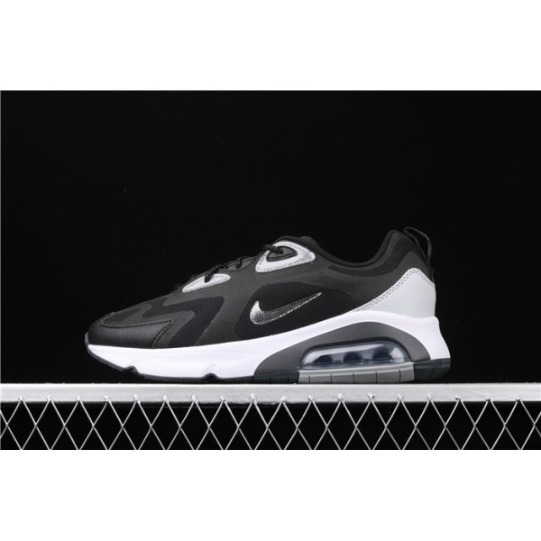 Nike Air Max 200 BV5485 008 black gray For Men