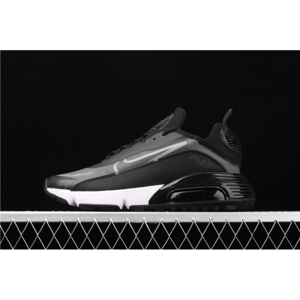 Nike Air Max 2090 CW7306 001 black gray For Men