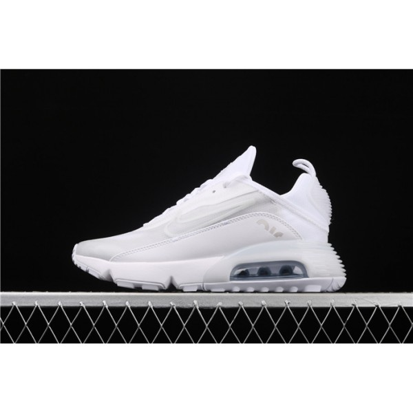 Men/Women Nike Air Max 2090 BV9977 100 white