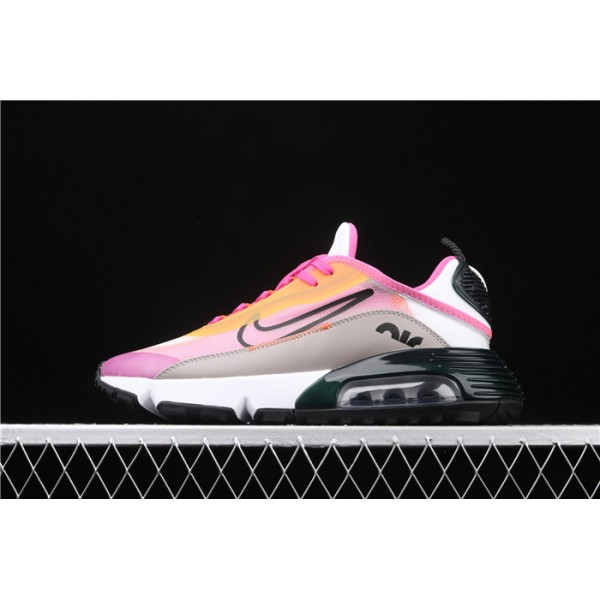 Men/Women Nike Air Max 2090 CQ7630 500 pink