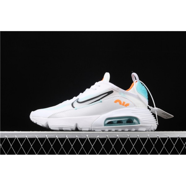Men/Women Nike Air Max 2090 CT7695 104 white