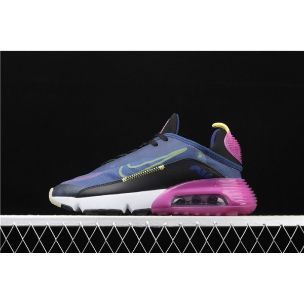 Nike Air Max 2090 CK2612 400 blue purple For Women