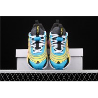Nike Air Max 270 React ENG CD0113 400 yellow red For Men