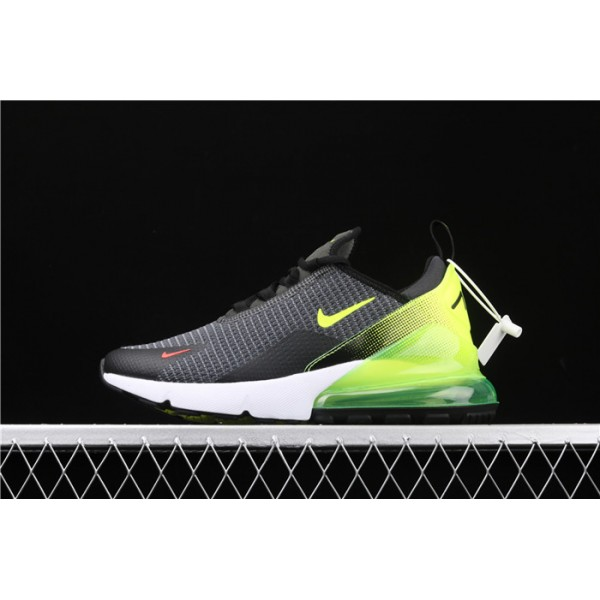 Nike Air Max 270 SE AQ9164 005 black green For Men