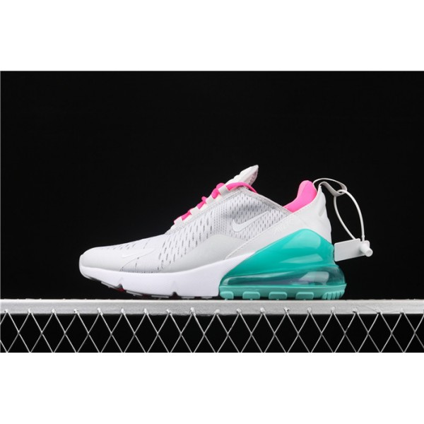 Nike Air Max 270 3M AH6789 065 mint white For Women