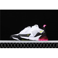 Nike Air Max 270 AH8050 109 white black For Women