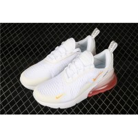 Nike Air Max 270 CI9088 100 white pink For Women
