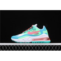 Nike Air Max 270 React AT6174 300 Blue For Women