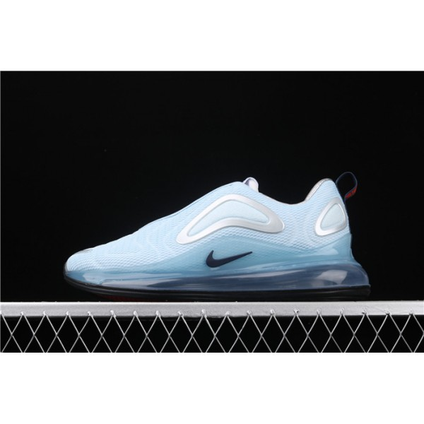 Nike Air Max 720 Black Green CK5033 400 sky blue For Men