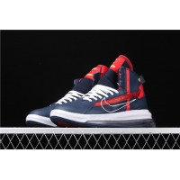 Nike Air Max 720 Saturn White Black Red AO2110 400 blue For Men