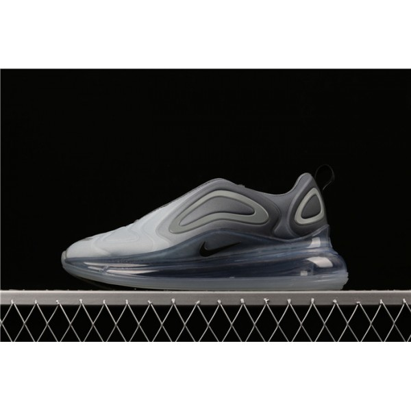 Men/Women Nike Air Max 720 AO2924 002 silver