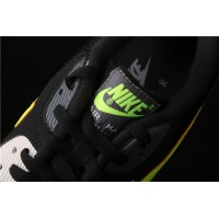 Nike Air Max 90 Essential AJ1285 015 black fluorescent green For Men