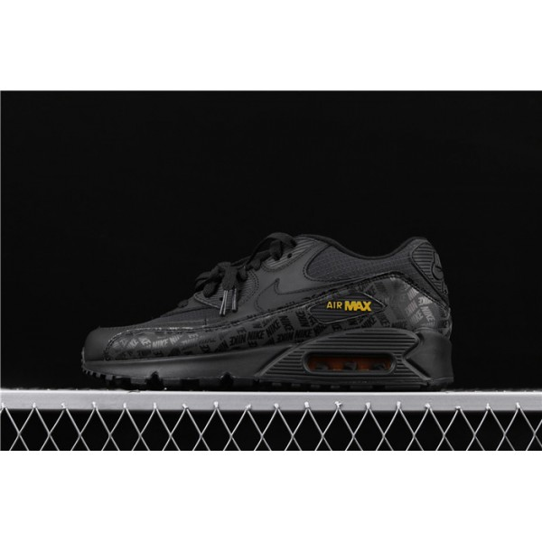 Nike Air Max 90 Essential BQ4685 001 black For Men
