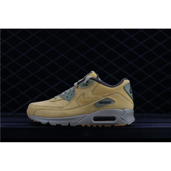 Nike Air Max 90 Winter 888167 700 gold metallic For Men