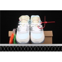 Off White x Nike Air Max 90 OW AA7293 100 Marca For Men