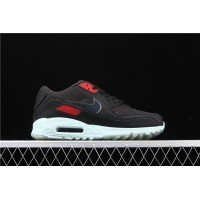 Men/Women Nike Air Max 90 Vinyl Record CK0902 001 black