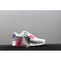 Nike Air Max 90 Essential 325213 136 purple rose red For Women