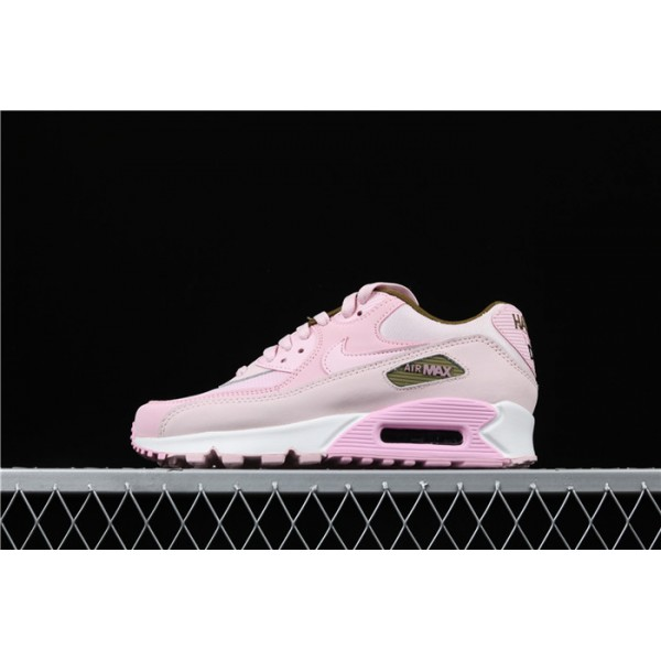 Nike Air Max 90 SE 881105 605 pink For Women