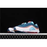 Men/Women Nike Air Max 97 CQ4818 400 white sky blue