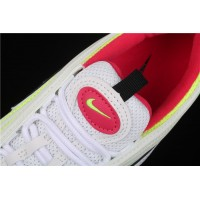 Nike Air Max 97 CJ9978 100 yellow white For Women